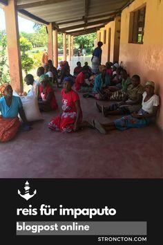 """Stroncton Foundation unterstützt diesmal das Hilfsprojekt """"Reis für Impaputo"""". In unserem neuen Blogpost auf der Stroncton Homepage erfährst du mehr über die Aktion und die inspirierende Story über Anna, die das Projekt ins Leben gerufen hat. 1,- € aus jedem Verkauf geht an die Stroncton Foundation um gute Projekte für diese zu unterstützen. #spendenaktion #guterzweck #hilfsprojekt #mosambik Foundation, Anna, Fur, Motivation, Heart, Inspiration, Inspirational, Rice, First Aid"""