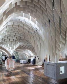 SND store by 3GATTI, Chongqing   China luxury fashion