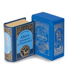 MINIATURE BOOK   Alice´s Adventures in Wonderland