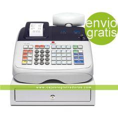 cajasregistradoras.com - Caja Registradora Olivetti ECR 6800 x 179€ IVA y Envio incluidos.