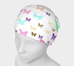 "Headband+""Butterfly+Pattern+Headband""+by+Scott+Hervieux+Photography,+Art,+and+More"