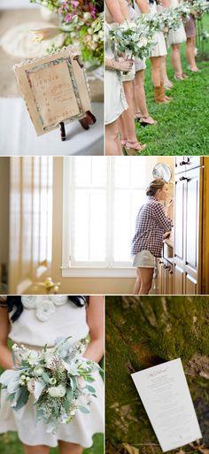 Historic Cedarwood Wedding from Kristyn Hogan + FullFrame Digital Cinema – Style Me Pretty #cedarwoodweddings