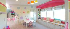 A Girl Table And Chairs And Play Rooms On Pinterest