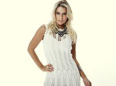 Vestido Branco Anne