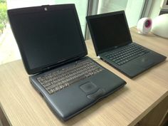 PowerBook G3 and MacBook