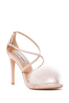 bc2d56329e1 Farrah Feather Sandal by Steve Madden on  nordstrom rack Designer Heels
