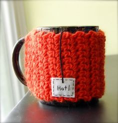 Tea Cozy.  I am going to make one of these!