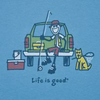 Life is Good - Gone Fishing