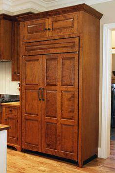 Sideboard Styling Hallway