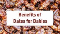 Learn about the amazing health benefits of dates for kids right away. Discover the best benefits of dates for babies here and how much you should clean and wash dates before making your baby consume it.