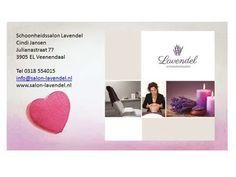 Moederdag Cadeaubon Schoonheidssalon Lavendel