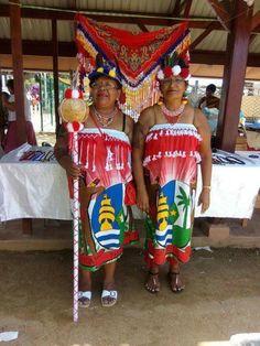 Native day 2017 Suriname (South America)