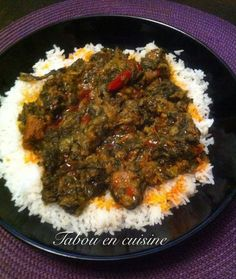 Borokhé with peanut sauce and spinach - Anna Coombs Hmr Healthy Christmas Recipes, Healthy Family Dinners, Healthy Dinner Recipes, Vegetarian Crockpot Recipes, Cooking Recipes, Healthy Breakfast Potatoes, Senegalese Recipe, West African Food, Haitian Food Recipes