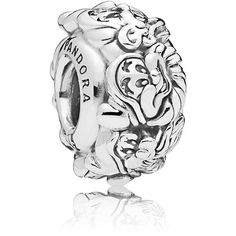 e8fa6e566 NEW Pandora Bead Silver Disney Parks Snow white Seven Dwarfs All Around  Spacer Charm 797491