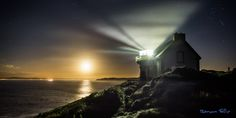 Le Millier lighthouse by Ronan Follic on 500px