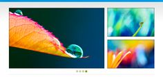Try something different.    Lowrider Triple Slider is a non-traditional slider for Wordpress.      Install and configure as a Wordpress plugin.   Drag and drop images into slides you create in the ...