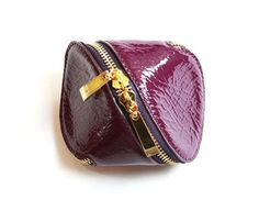 Leather S-Coin Purse
