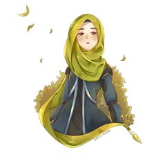 Drawing Cartoon Characters People Animation Ideas For 2019 Hijab Drawing, Drawing Poses, Drawing Ideas, Drawing Cartoon Characters, Cartoon Drawings, Drawing People Faces, Anime Muslim, Hijab Cartoon, Sketches Of People