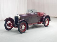 1925 Grofri (Grosse Friedmann) - cyclecar - licensed versions of amilcars