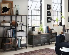 The Perfect Storage Solutions for Your Home – Ikea 2020 Ikea Living Room Furniture, Living Room Table Sets, Living Room Sofa, Living Room Decor, Living Spaces, Fjällbo Ikea, Furniture Design, Media Furniture, Furniture Storage