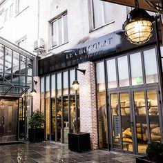 Magasins - La Manufacture du Chocolat Alain Ducasse - 40  rue de la Roquette - Paris 11e