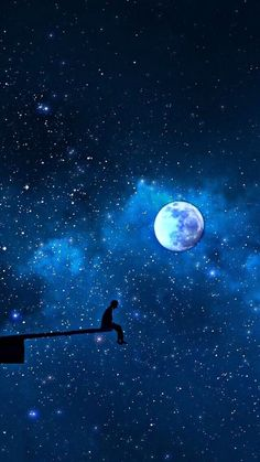 Night Sky Wallpaper, Black Phone Wallpaper, Live Wallpaper Iphone, Wallpaper Space, Boys Wallpaper, Homescreen Wallpaper, Galaxy Wallpaper, Wallpaper Backgrounds, Night Sky Moon