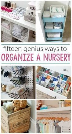Baby Shoe Organization Cool Baby Shoe Storage Ideas For Your Baby's Nursery. Re Imagine An Old Bookcase Into A Baby Nursery Closet . Home and Family Nursery Closet Organization, Small Space Organization, Nursery Storage, Organization Ideas, Storage Ideas, Organizing Tips, Diy Storage, Baby Dresser Organization, Changing Table Organization