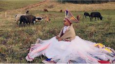 Zulu Wedding, African Traditional Wear, African Weddings, Traditional Wedding Dresses, African Print Fashion, Wedding Story, Black Power, African Beauty, Bridal Dresses