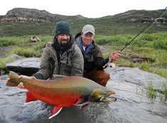 World Record Char | This huge char was caught on a fly by Cr… | Flickr