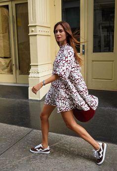 Gala Gonzalez, Looks Street Style, Casual Street Style, Looks Style, Mode Outfits, Casual Outfits, Fashion Outfits, Womens Fashion, Dress Outfits