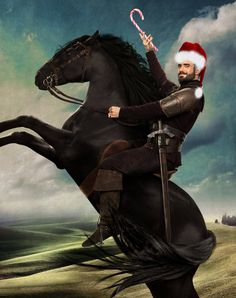 For all of your Galavant Christmas needs