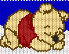 Kandi Patterns for Kandi Cuffs - Characters Pony Bead Patterns Pony Bead Patterns, Kandi Patterns, Beading Patterns Free, Peyote Patterns, Embroidery Patterns, Cross Stitch Designs, Cross Stitch Patterns, Pixel Art, Beaded Banners