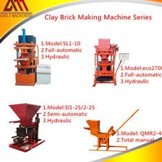 Wholesale QMR2-40 clay brick making machine manual mud interlock paver block making machine factory price,$ 699.00 Newhollow/interlock/paver blocksClay.Source from Shandong Sanli Agricultural Machinery Manufacturing Co., Ltd. on Alibaba.com.