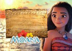 Moana Fotos - imprimibles cumpleaños - Fiesta Moana