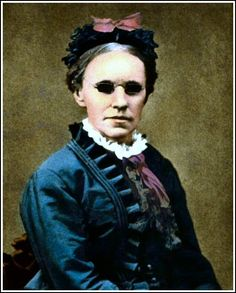 The inspiring survivor story of the blind poet & activist, Fanny Crosby. She made history with her words, but was she battling depression & illness? #spoonie #Christian