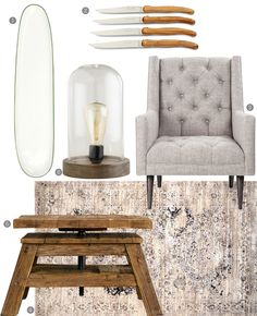 Home Decor Inspired By Our Favorite Cities Napa Valley inspiration featuring nuLOOM's Machine Made Panel