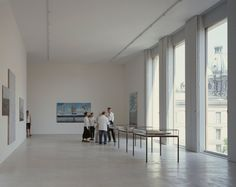 Gallery Building 'Am Kupfergraben 10' - David Chipperfield
