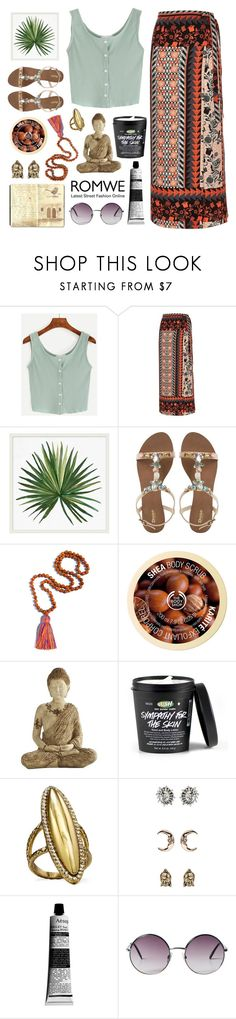 """""""BEHIND CLOSED DOORS"""" by deep-breaths ❤ liked on Polyvore featuring River Island, Pottery Barn, The Body Shop, Pier 1 Imports, House of Harlow 1960, Moleskine, Topshop, Aesop and Monki"""
