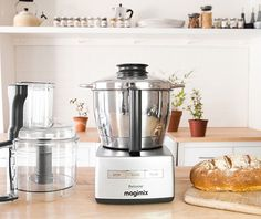 If a clean kitchen with multitasking tools is one that appeals to you, then meet the Magimix Patissier - it's 6 machines in one. Here's what it can do.