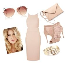 A fashion look from August 2015 featuring night out dresses, high heel shoes and mini handbags. Browse and shop related looks. Topshop, Shoe Bag, Sandals, Heels, Polyvore, Stuff To Buy, Shopping, Collection, Design