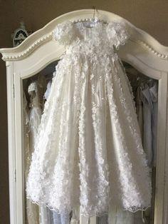 Baby Christening Dress, Girls Baptism Dress, Baptism Gown, Baby Gown, Baby Blessing Dress, Flower Girl Dresses, Kids, Toddler Arts And Crafts, Infant Dresses