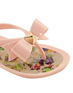 62f5f463163949 Ted Baker Polee Pink Flip Flops i need these for my holiday!