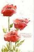 Poppies - M. Lever