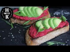 Incredible Beetroot Hummus - YouTube