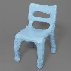 Bilderesultat for melted chair Lamp Design, Chair Design, Design Art, Furniture Design, Stool Chair, Bowl Designs, Unique Flowers, Furniture Collection, Design Process