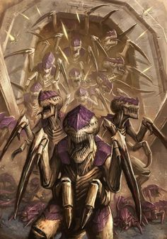 Interior artwork for Fantasy Flight Games publication The Emperor's Chosen, a supplement for their Warhammer 40,000 RPG, Deathwatch. ©Fantasy Flight Games