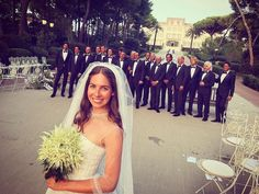 "Colby Jordan Marries Alberto ""Tico"" Mugrabi in a Star-Studded Affair in the South of France"