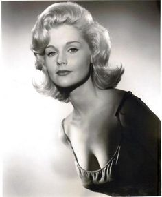 Carol Lynley's poofy flip from the 1960s