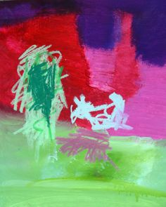 acrylic, watercolour, oil pastel on fabriano paper