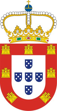 File:Coat of arms of Portugal (1640).svg